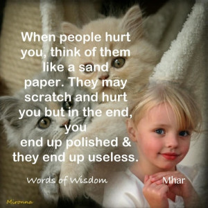 Remember that hurting people hurt other people... | Quotes