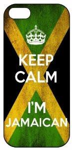 keep calm i m jamaican jamaica flag iphone 4 4s premium hard plastic ...