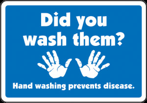 Hand Washing for All Seasons-part 2
