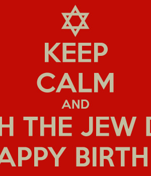 JEW DAN A HAPPY BIRTHDAY