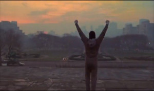 """... All your power. Everything you've got. Right now."""" -Duke, Rocky IV"""