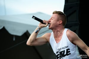 Macklemore & Ryan Lewis perform at Sasquatch Music Festival 2011 - Day ...