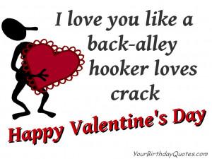 ironic quotes happy valentines day quotes love funny humor sarcastic ...