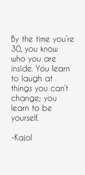 kajol quotes
