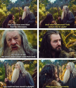 """More from """"The Hobbit"""""""