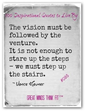 Vance Havner Quote #093