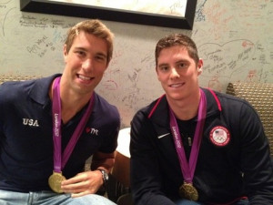Conor Dwyer And Nike N98 Team Usa Track Jacket Galleryjpg picture
