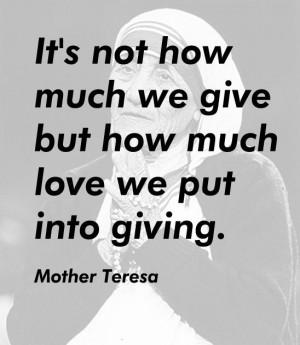 Mother Teresa Quotes - screenshot