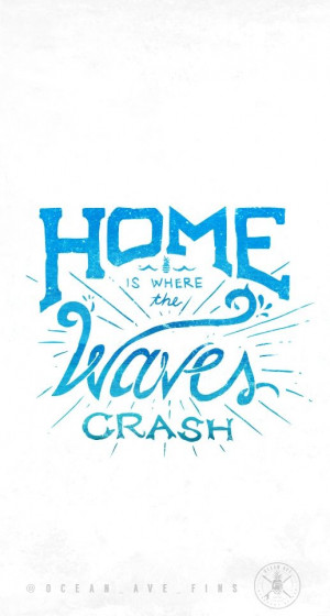 Home is where the waves crash | The House of Beccaria