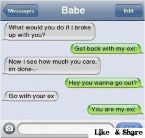 asmaa, boyfriend, break, break up, cute, girl, intelligent, message ...