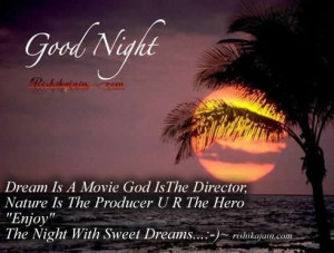 Wishes Quotes - Good Night – Inspirational Quotes, Motivational ...