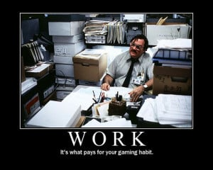 Funny Work Quotes