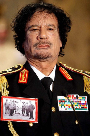 Muammar Gaddafi: bizarre quotes from the 'mad dog of the Middle East'