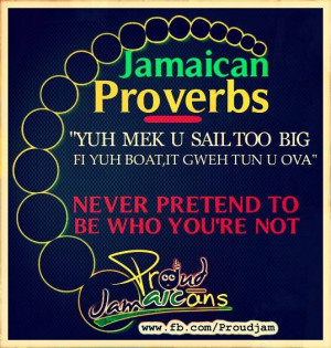 Jamaican Culture, Things Jamaican, Quotes, Jamaican Preach, Jamaican ...