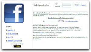 Hacking Facebook Quotes Hacking facebook is easy!