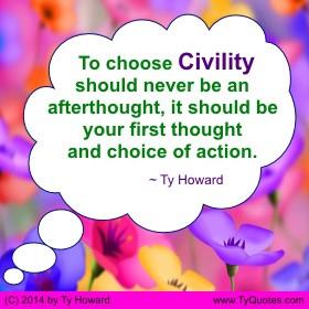 ... Quotes for Teachers Educators Administrators, Quotes on Civility
