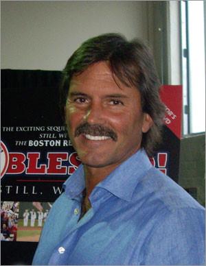 Dennis Eckersley Baseball