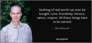 David Gemmell Quotes