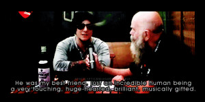 Avenged Sevenfold Quotes