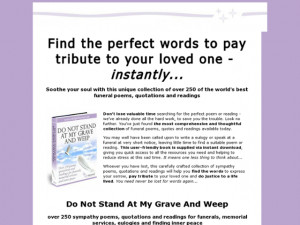 ... Stand Quotes . Where Do We Stand . Stand by You Poems . Here I Stand