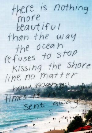 The sea. #quote #sea #serenity