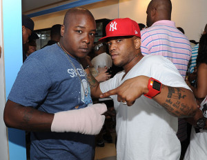 Jadakiss and Styles make themselves comfortable over The Throne's ...