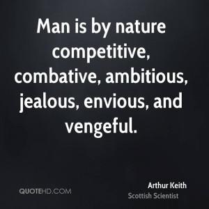 Jealous Man Quotes