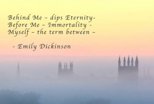 Behind Me — dips Eternity –