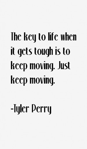 Tyler Perry Quotes & Sayings