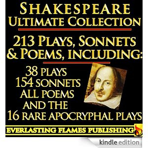 William Shakespeare Complete Works Ultimate Collection: 213 Plays ...