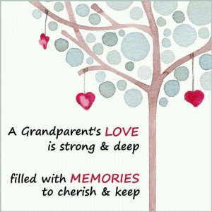 was loved and cherished by my Grandparents who raised me. My ...