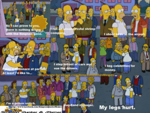 The Simpsons Funny Quotes #TV Shows