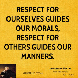 Respect Others Quotes Respect for others guides