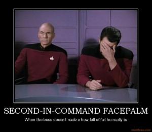 command facepalm star trek facepalm riker jean luc picard enterprise