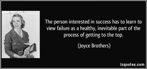 More Joyce Brothers Quotes