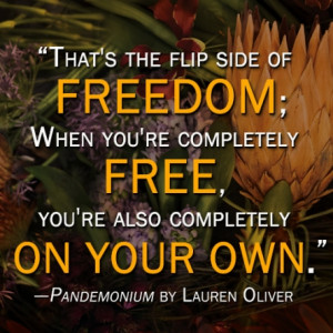 Quotes from the DELIRIUM series by Lauren Oliver - via EpicReads