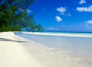 Long Island Bahamas Beach