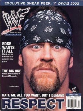 March 2002 - Vol. 21, No. 3