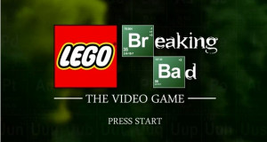 ... combines LEGO and 'Breaking Bad' with video game parody on YouTube