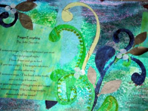 Comments for Poems Quotes and Verses Art Journal- entry by Etayne