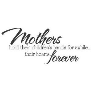 mothers hold their children s hands mothers hold their children s ...