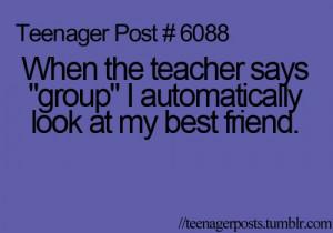 ... , teenager post, teenager posts, teenagers posts, text best friend