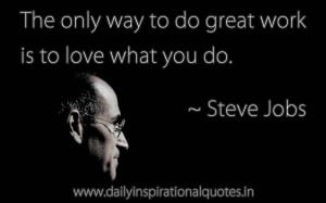 Inspirational Quotes About Work Success