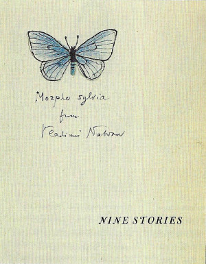 The invented Morpho sylvia , for Nabokov's Wellesley College colleague ...