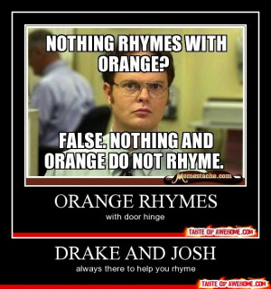 Funny Drake And Josh Quotes Picture