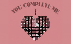 You Complete Me You   1280 x 800   Download   Close
