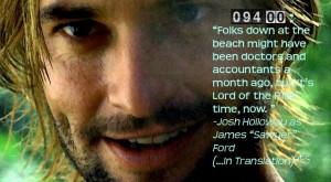 Sawyer (Josh Holloway),