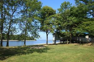 Lake Cabin - (Large View)