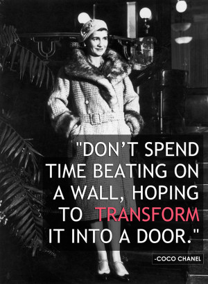 Words to Live By: The 10 Best Coco Chanel Quotes