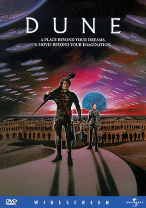 ... Dune and in that movie they talk about a spice, the spice Melange
